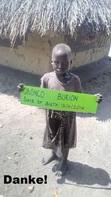 Odongo Burion