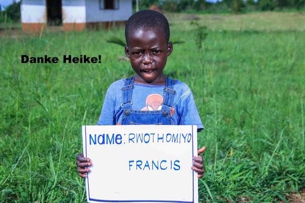 Rwotomio Francis