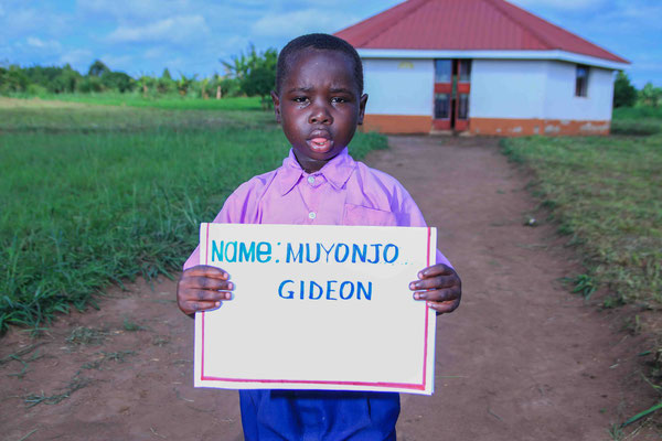 Muyonjo Gideon