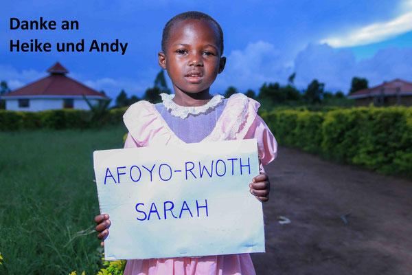 Afoyo-Rwoth Sarah