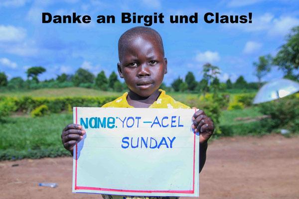 Yot-Acel Sunday