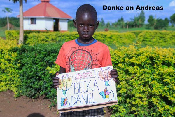 Becka Daniel