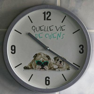 """"""" T'as vu l'heure ? """"  cliché réalisé par Gilles"""