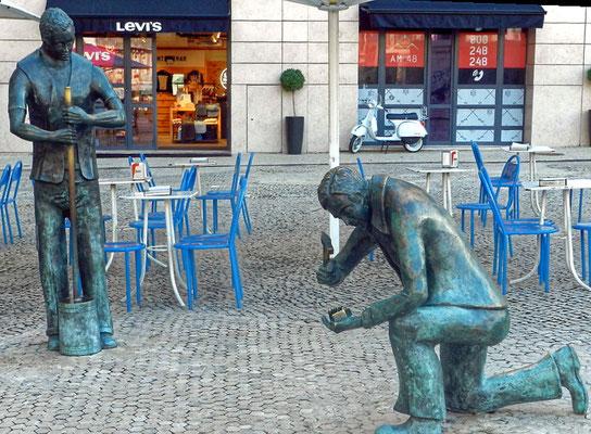 """"""" A Lisbonne """"  cliché réalisé par un ami de DECLIC (René Doux)"""