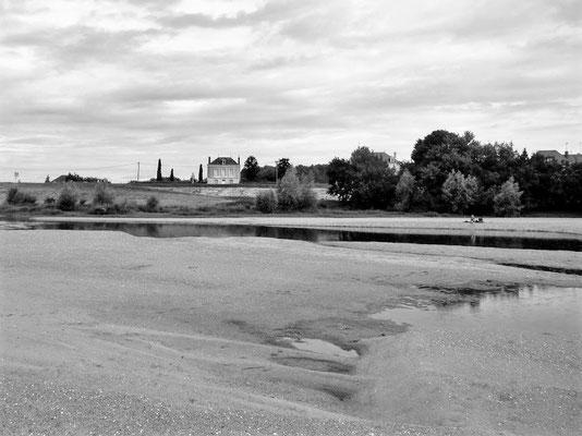 """"""" Loire ensablée   """"  cliché réalisé par  Laurent"""
