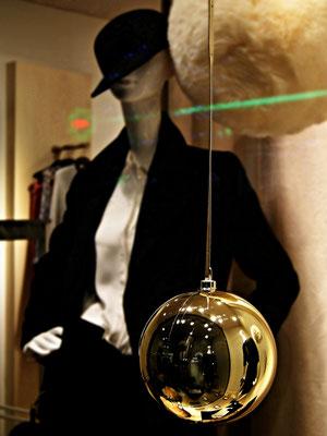 """""""Boule à la mode""""  cliché  réalisé  par  Thierry"""