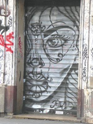 """""""Street-Art""""  cliché  réalisé  par  Virginie"""