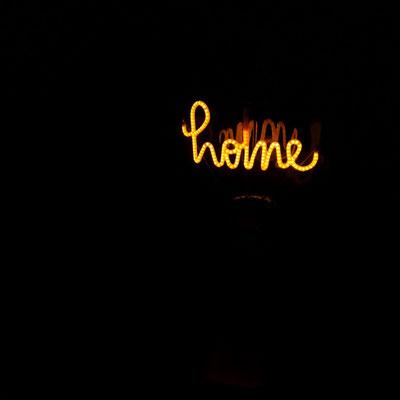 """"""" Lampe de circonstance  """"  par  Laurent"""