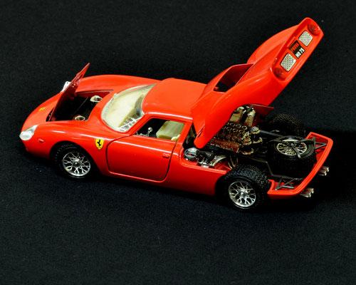 """"""" Ferrari LM 250 """"   par Yves Leroy"""
