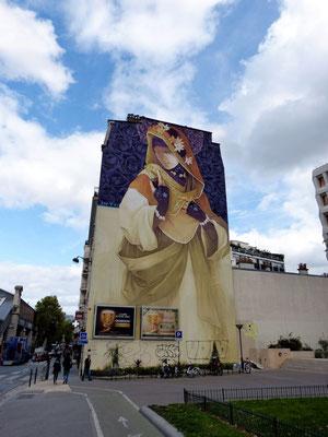 """""""Paris Boulevard 13ème arrondissement""""  cliché réalisé par  Laurent"""