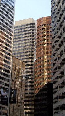 """"""" San Francisco  Downtown   """"  cliché  réalisé  par  Laurent"""