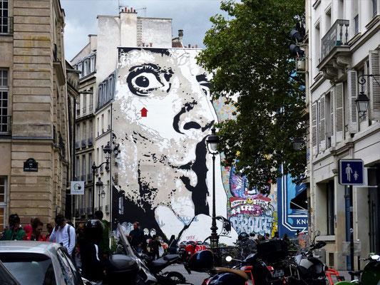 """""""Paris 2019 (quartier Centre Pompidou)""""  cliché réalisé par  Laurent"""