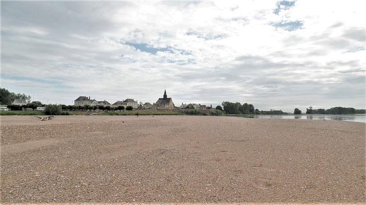 """"""" Banc de sable géant   """"  cliché réalisé par  Laurent"""