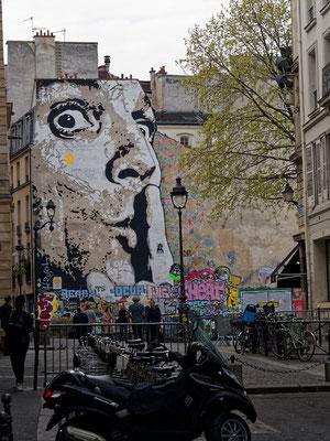 """"""" A Paris """"    cliché réalisé par  Joël"""