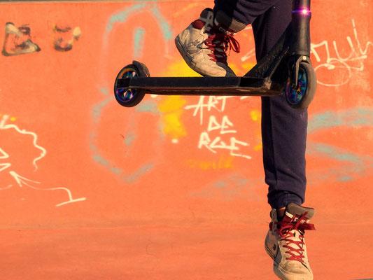 """""""L'art du rouge dans la rue""""  par Robert Voirand"""