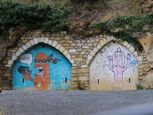 """""""Street_Art  à Chinon""""  cliché réalisé par  Dominique"""