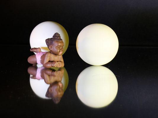 """Baby balle""""  cliché réalisé par Dominique"""