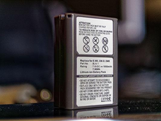 """""""Batterie""""  essai de focus stacking avec """"Affinity photo""""   réalisé par Joël"""