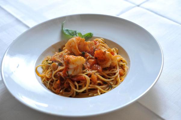 Ristorante Osteria Liguria, Italienisches Gericht