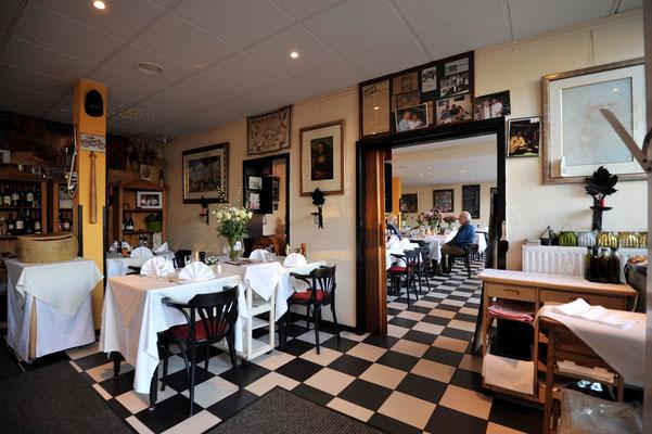 Ristorante Osteria Liguria, immer einen freien Tisch für unsere Gäste