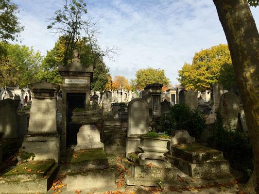 Friedhof CIMETIÈRE DU PÈRE LACHAISE Paris