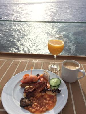 Essen auf Tui Mein Schiff 4