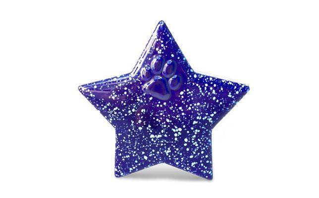 Mira sternenhimmel mit Pfoten-Relief