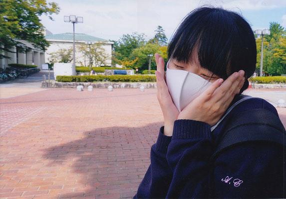 準特選 北國写真連盟賞 トキメキ 遠藤愛実
