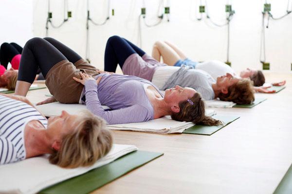 Hatha Yoga, Savasana, Entspannung