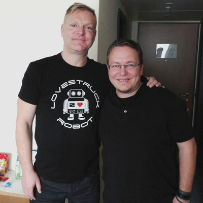 Andy Bell (Erasure) & BOW-tanic