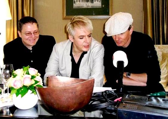 BOW-tanic & Duran Duran
