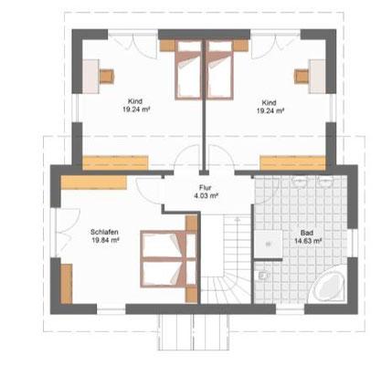 pult 158 massivhaus oder ein fertighaus das beste aus zwei welten. Black Bedroom Furniture Sets. Home Design Ideas