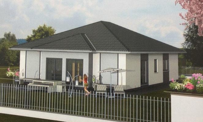 bungalow 114 klassik massivhaus oder ein fertighaus das beste aus zwei welten. Black Bedroom Furniture Sets. Home Design Ideas