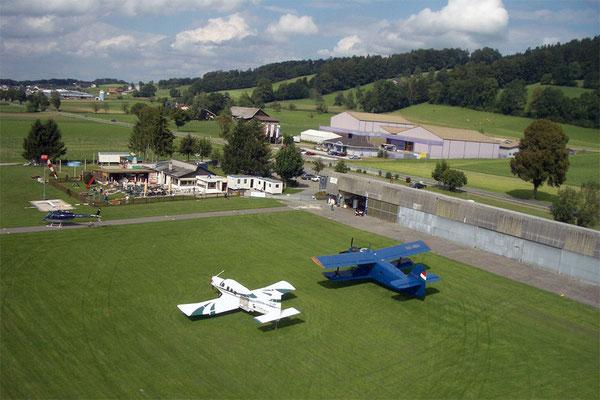Flugplatz Beromünster Luzern