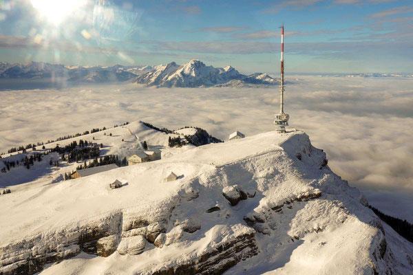 Titlis im Schnee