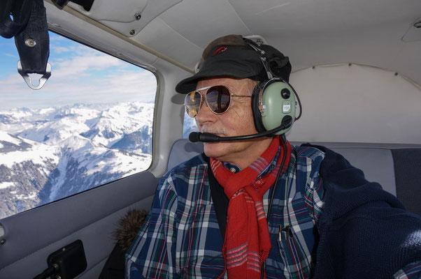 Rundflug Fluggast