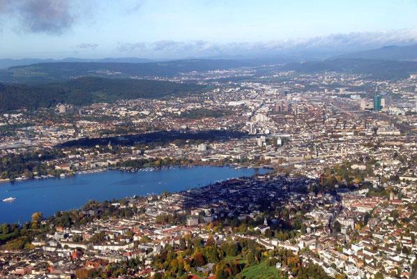 Rundflug Zürich