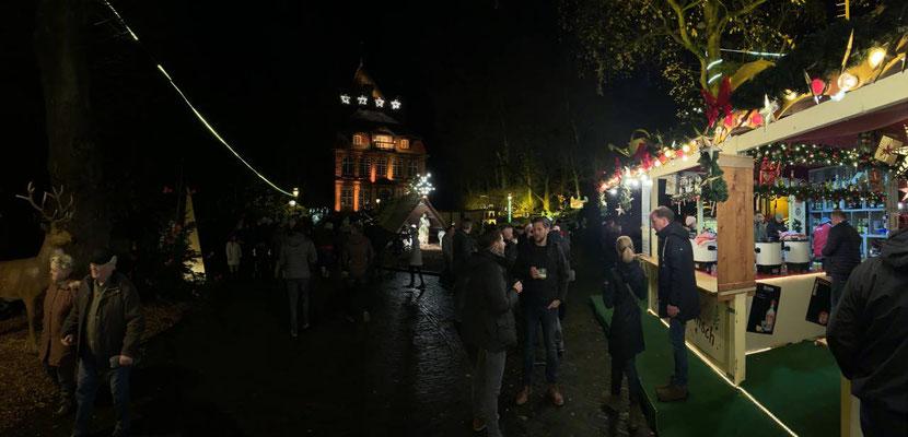 Bratwurst, Glühwein und vieles mehr wird in Cuxhaven geboten