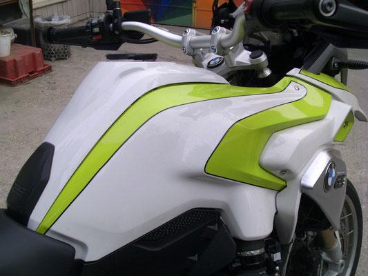 Airbrush - Motorrad - Designlackierung