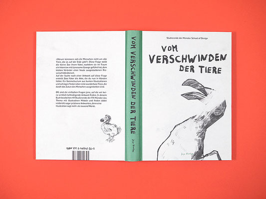 Sascha Düvel Illustration - Editorial Illustrator Münster - Buchcover