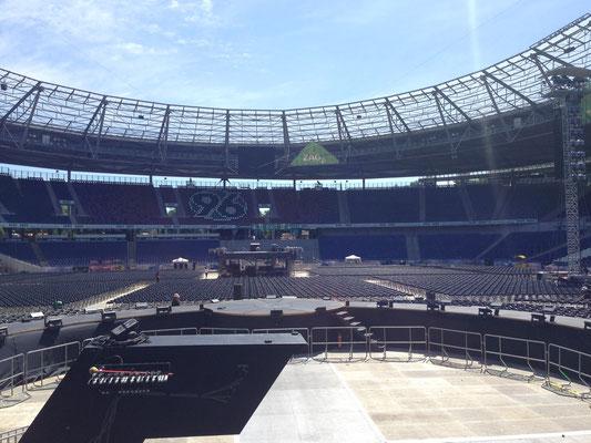 "stadium tour support ""helene fischer"" 2016 // pic: bene neuner"