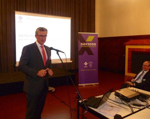 Vortrag von Roland Zwerenz, ORTEC, Dresden