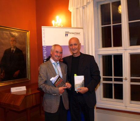 Peter Pragal (li.) und Jozef Banás