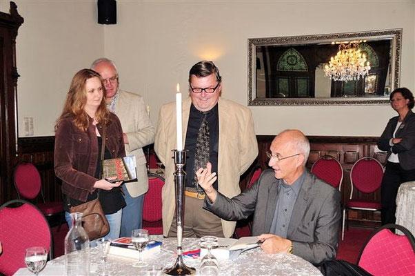 Lesung zur Slowakischen Woche, Mai 2011, Monheim
