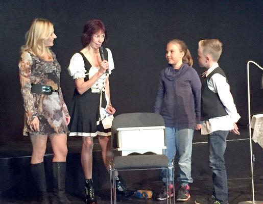 Weg der Einsicht - Buchtaufe - 2.10.15 - Taufe mit Stefanie Hertel