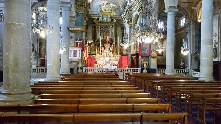 Bild: Basilique St.-Michel-Archange Menton