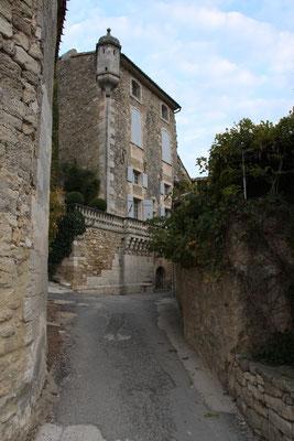 Bild: Herrenhaus La Carmejane aus dem 18. Jahrhundert