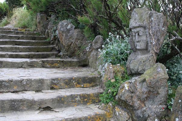 Bild: Les Rochers sculptés de Rothéneuf