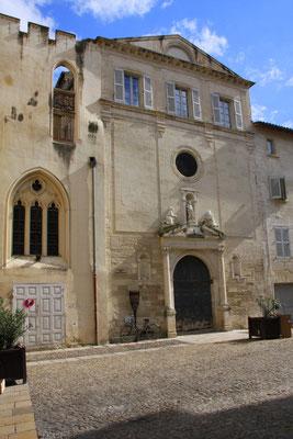 Bild: Avignon Chapelle des Penitentes Blancs