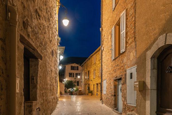 Bild: Tourrettes-sur-Loup im Département Alpes Maritimes